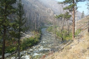 Middle Fork of the Salmon River, 2012